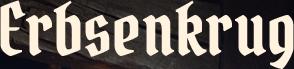 Höptners im Erbsenkrug - Logo